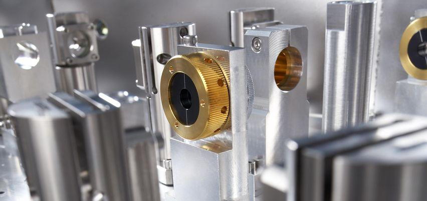 TruMicro 5000 系列激光器的光学构造