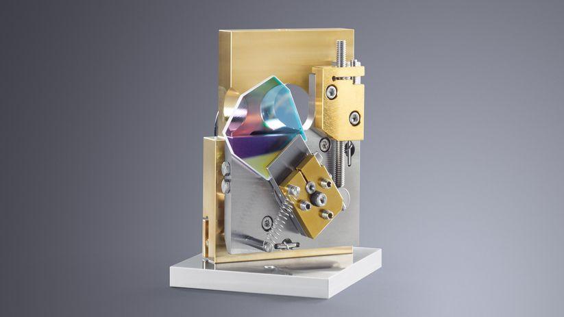 可调节的分光镜